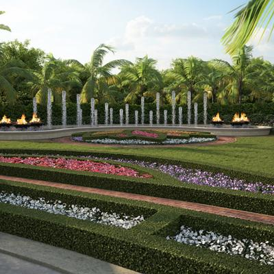 Landscaping decor