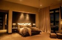 تصميم ديكور لغرفة نوم رئيسية خمس نجوم