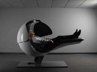 كرسي راحة غريبة الشكل لعملاء جوجل