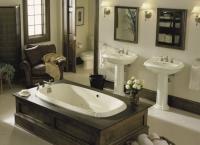 كيف تجعلين الحمام يبدو أوسع
