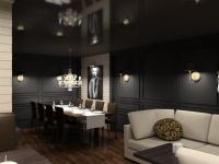 نسخ من تصميم ديكور مودرن والأبيض لغرف الجلوس